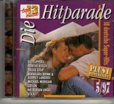 (DG657) Die Hitparade, 5/97, 18 tracks various artists - 1997 CD