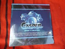 Casper Family Movie Kids on Vintage Laser Disc Large DVD LaserDisc Film New