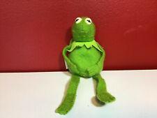 Vintage Kermit the Frog Plush 1979 Fisher Price Bean Bag Plush Muppets #864
