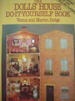 The Dolls' House DO.IT.YOURSELF BOOK by Venus & Martin Dodge Comprehensive Guide