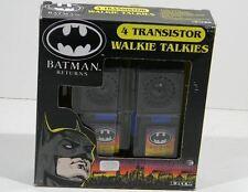 Batman Returns 4 transistor Walkie Talkies