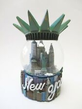 New York Snow Ball with Freiheitsstaue Hat, Empire, Chrysler, New