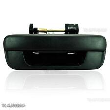 Black Tailgate Handle Rear Door For Isuzu Dmax D-max Holden Redeo 2002 - 2011