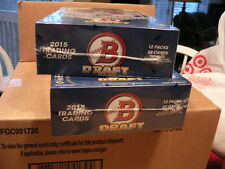 2015 Bowman Draft Picks and Prospects HTA JUMBO 2 box lot
