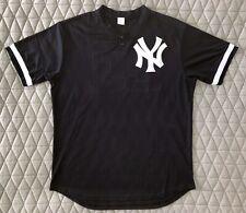 New York Yankees Don Mattingly 1995 BP Custom Jersey - Size XXL - FREE SHIP!