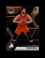 2019-20 Panini Mosaic #216 Nicolo Melli Rookie RC (Pelicans) MINT