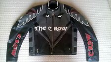 Giubbotto in vera pelle THE CROW original MOTOR CYCLES