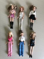 "Britney Spears 6.5"" Mini Doll Bundle x6"