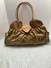 New ListingPatricia Nash Prarie Rose Shoulder Bag Leather Handbag New Unused