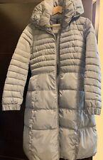 Moncler Down Coat Jacket Size 3 Gray