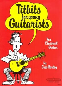 Titbits for young Guitarists - Cees Hartog