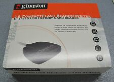 Kingston FCR-HS2/CF Hi Speed 20 USB lector de tarjeta CF
