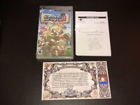 Class of Heroes 2 Playstation PSP Brand New w/Certificate