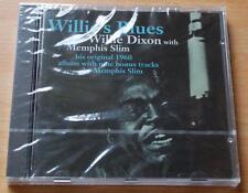 Willie Dixon With Memphis Slim - Willie's Blues 1992 Ace CD With 9 Bonus Tracks