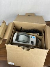 Zebra LP2824 Plus Label Printer w/ AC Adapter Ethernet USB Cable and Labels