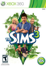 The Sims 3 Xbox 360 New Xbox 360