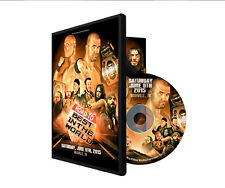Official ROH Ring of Honor - Road To Best InThe World 2015 Nashville Event DVD