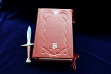 The Complete Lord Of The Rings – Red Book Of Westmarch Leatherbound Book Replica