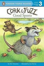 Cork & Fuzz: Good Sports by Dori J. Chaconas Easy to Read Level 3 Puffin