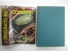 The Cometeers, Jack Williamson, Fantasy Sci Fi, DJ, 1st Edition, 1950