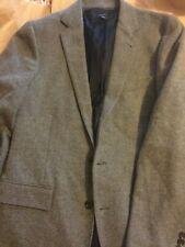 NEW J. Crew Ludlow Moon Yorkshire  Light Gray Tweed Sport Coat/Blazer - 38R