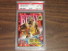 1996-97 Skybox Z Force Kobe Bryant Rookie Card PSA 8 - Zforce