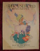 HOUSEHOLD Magazine September 1935 Susan Williams Benson Harry Harrison Kroll