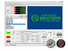 Fully Version Licensed Mach4 Software-Hobby Control CNC Machines / Steppers