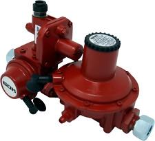 GOK Gasregler, Gewerberegler BHK052 12kg/h 50mbar 15mm Behälterregler LPG Propan