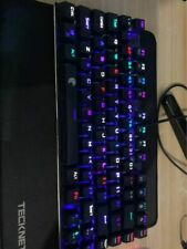 Gaming keyboard and mousevd