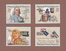 Scott #2779-82 National Postal Museum 29c (Set of 4 Singles) 1993 Mint NH