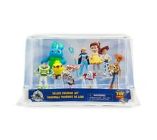 Disney Store Toy Story 4 Deluxe PVC 9 Figure Play Set Cake Topper Figurine Forky