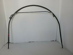 Graco FastAction Click Connect Jogging Stroller Canopy Frame Arch wire part Gray