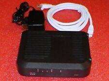 CISCO DPC3010 EPC3010 GIGABIT CABLE MODEM DOCSIS 3.0 8X4 CHARTER COX #U6