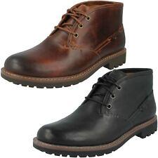 Men Clarks Ankle Boot 'Montacute Duke'