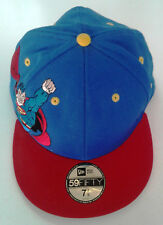 New Era 59Fifty Superman Action Pose Fitted Hat-New Old Stock - 7 7/8 - 2009