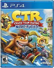 Crash Team Racing Nitro-Fueled Sony PlayStation 4 [Ps4 Ctr Bandicoot Activision]