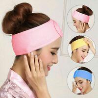 Fashion Women Wide Sports Yoga Headband Stretch Hairband Elastic Hair Band