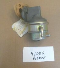 New vintage Pierce # 41002, 6565 fuel pump 1971-73 Ford Pinto, 1971-72 Capri 98