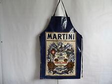 Vintage Tablier Martini Toile cirée