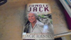 Jungle Jack : My Wild Life by Jack Hanna (2008, Hardcover       0
