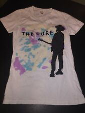 The Cure Boys Don't Cry T Shirt Small