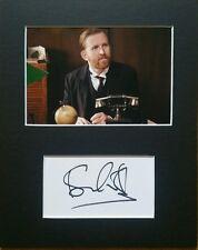 Tom Goodman Hill 'Mr Selfridge', hand signed mounted autograph.