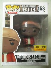 Funko Pop! Rocks #153 The Notorious B.I.G. With Champagne Hot Topic Exclusive