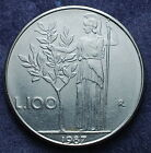 1987 Repubblica Italiana 100 lire