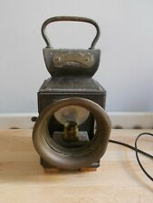 Ancienne lampe, lanterne MILLER