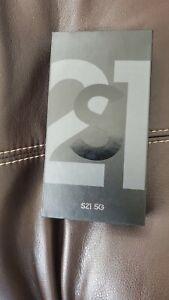 Samsung Galaxy S21 5G SM-G991U - 128GB - Phantom Gray (AT&T) UNLOCKED