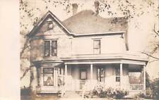GUIFORD, CT ~ RESIDENCE ~  REAL PHOTO POST CARD ~ c. 1910-1920