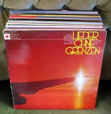"""LP 12 """"   Schallplatten  aus Sammlung 30 Stück Rock u. Pop"""