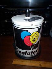 Qualatex Air Inflator Balloon Pump w/Clown decal Circus Tool Premium Quality